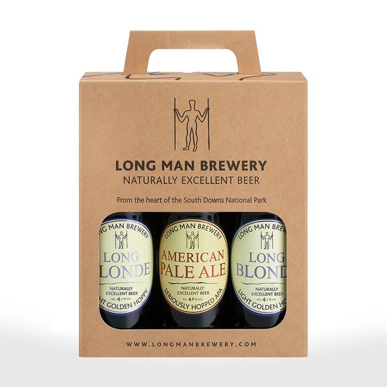 Bottled beer Gift Pack