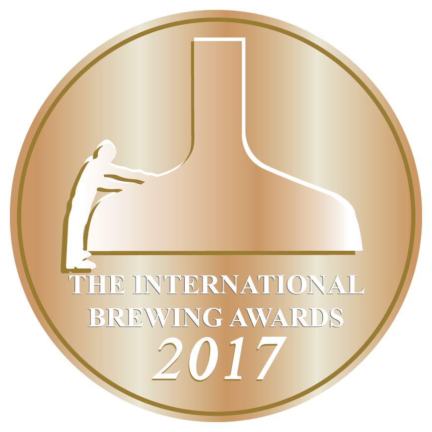 International Brewing Awards 2017 Bronze