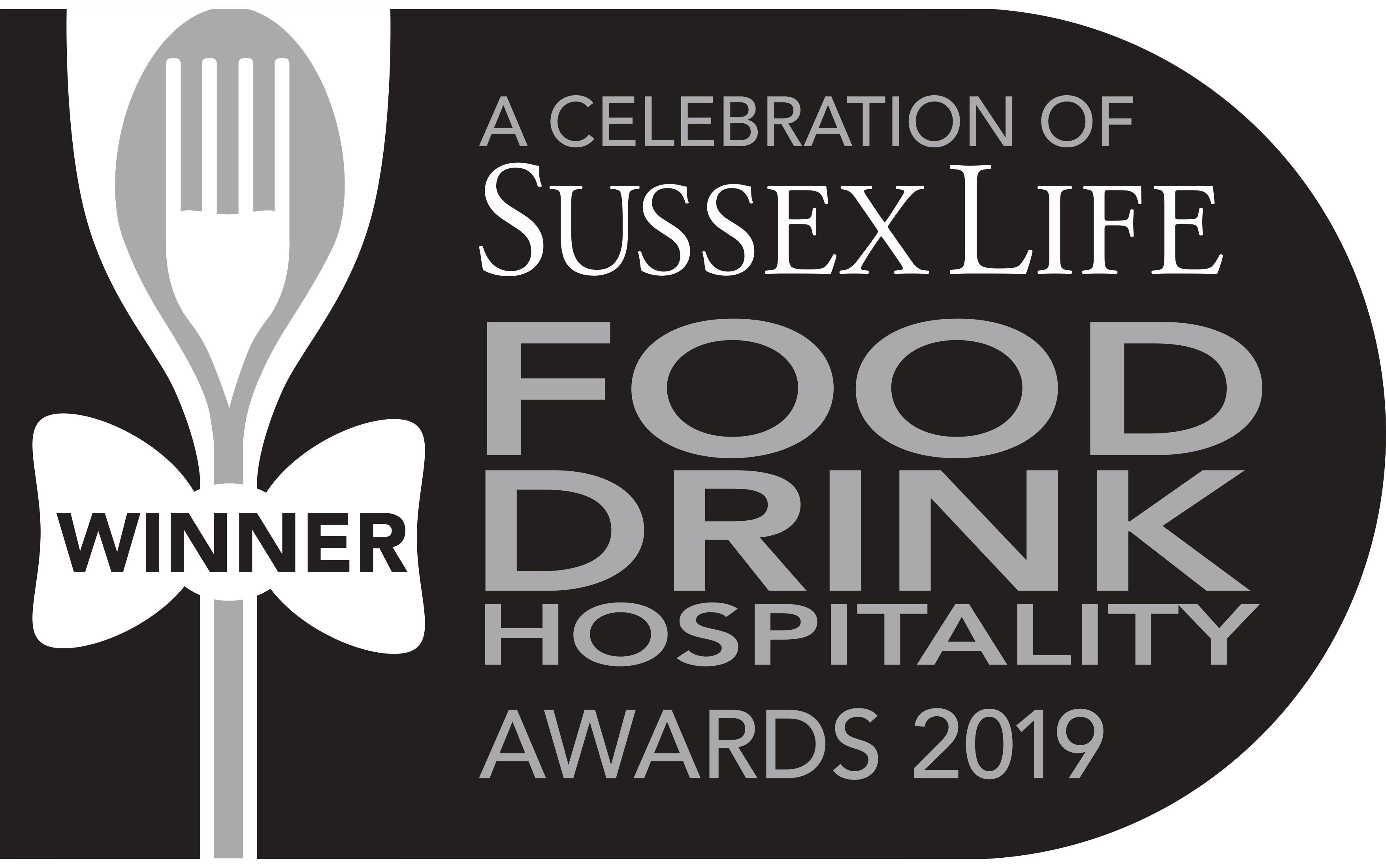 Sussex Life Awards - Winner
