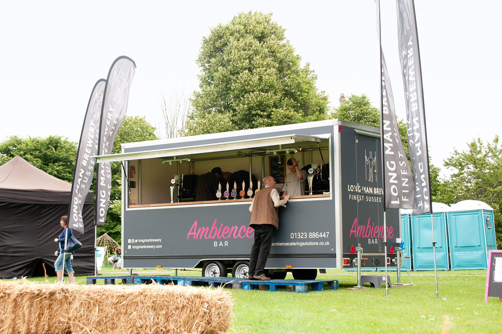 Ambience Catering - Long Man Brewery