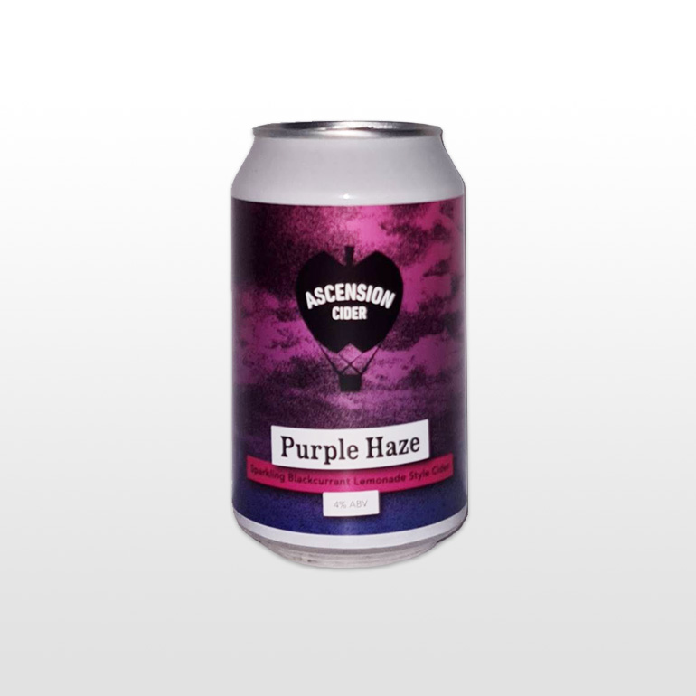 Ascension Cider Purple Haze