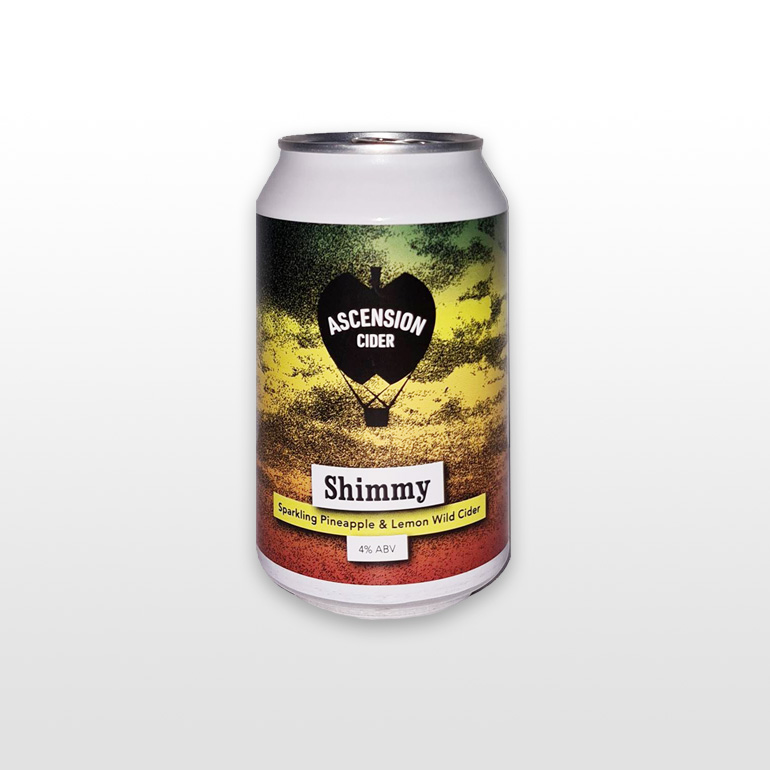Ascension Cider Shimmy