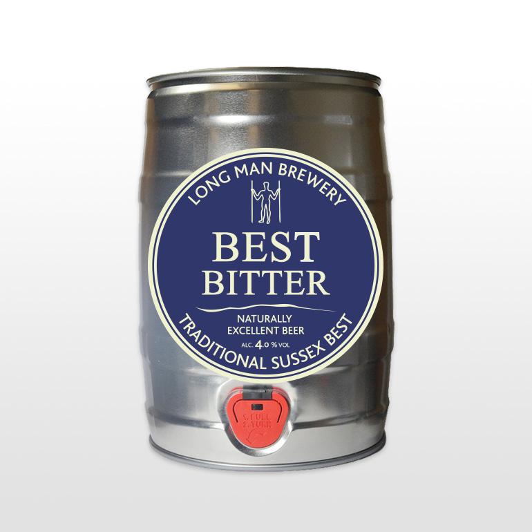 Best Bitter - 5 Litre Mini Cask