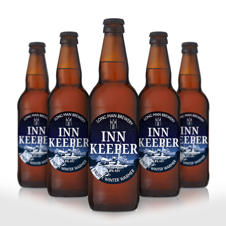 Bottled beer Inn Keeper