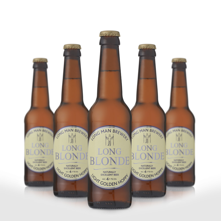 Bottled Beer Long Blonde 330ml