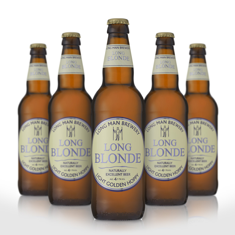 Bottled Beer Long Blonde