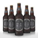 Bottled Beer Old Man