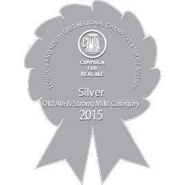CAMRA - Old Ale & Strong Mild - Silver - 2015