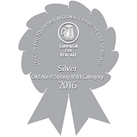CAMRA - Old Ale & Strong Mild - Silver - 2016