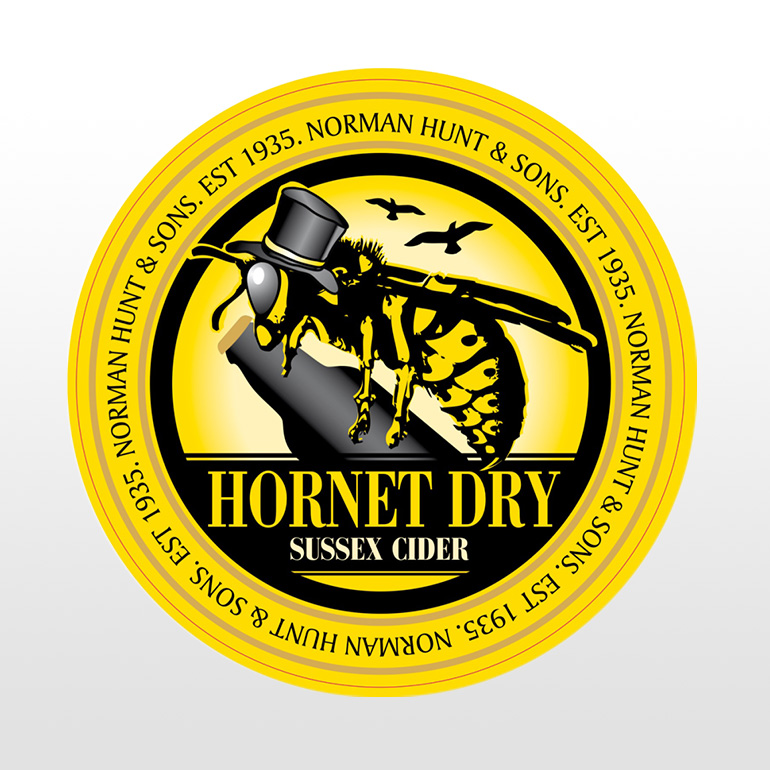 Hornet Dry Cider - Hunts Sussex Cider