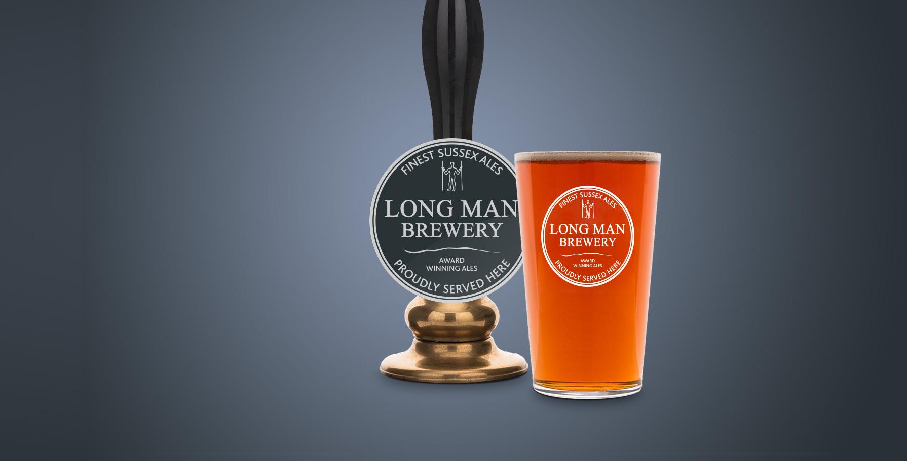 Long Man beer coming soon