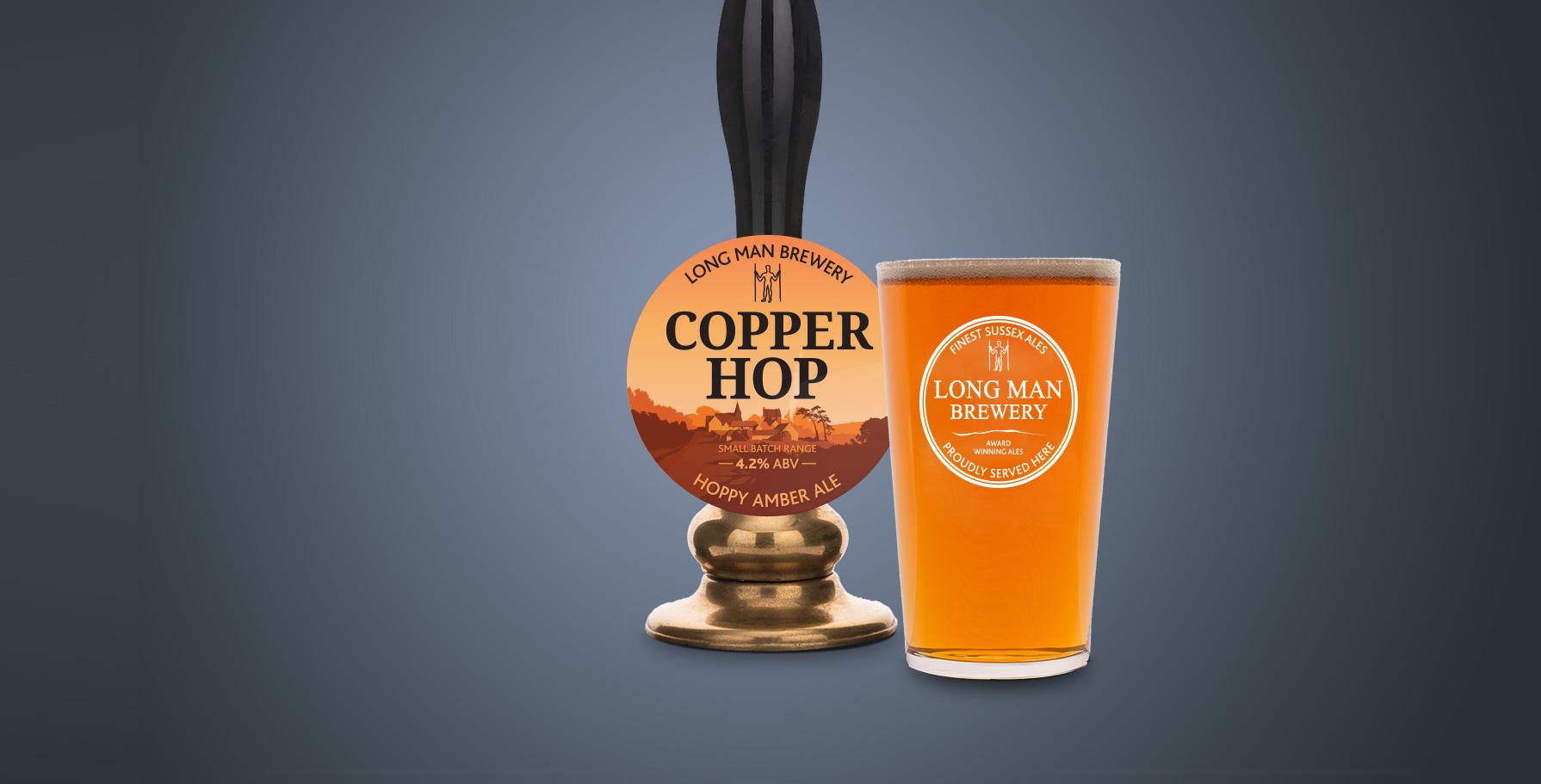 Long Man Copper Hop