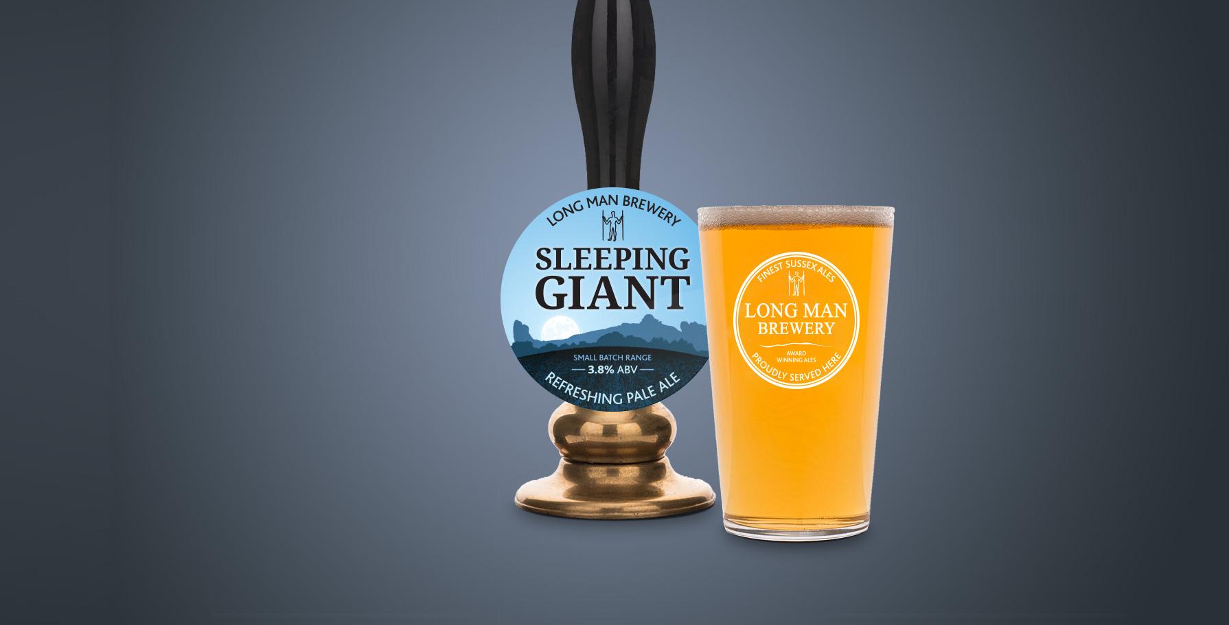 Long Man Sleeping Giant