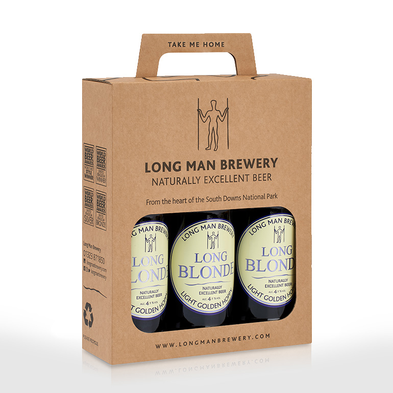 Gift Pack Long Blonde