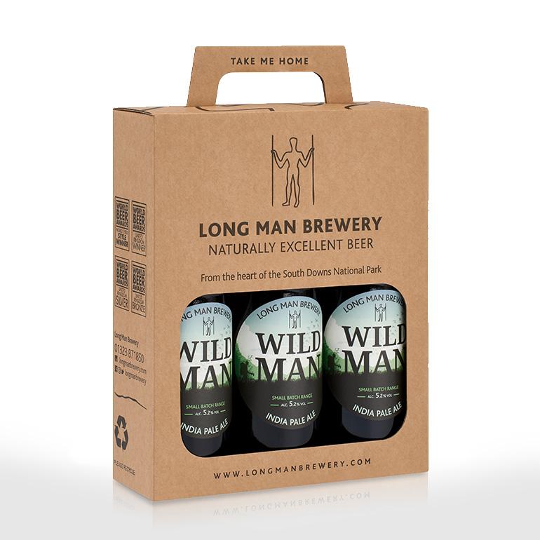 Gift Pack Wild Man