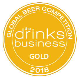 The Drinks Business - Global Beer Competition 2018 Gold