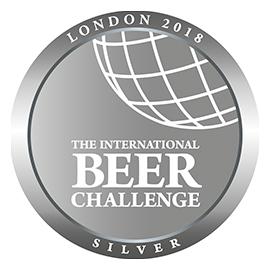 International Beer Challenge Silver 2018