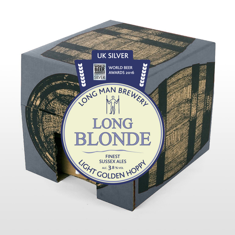 Long Blonde 36 Pint Polypin