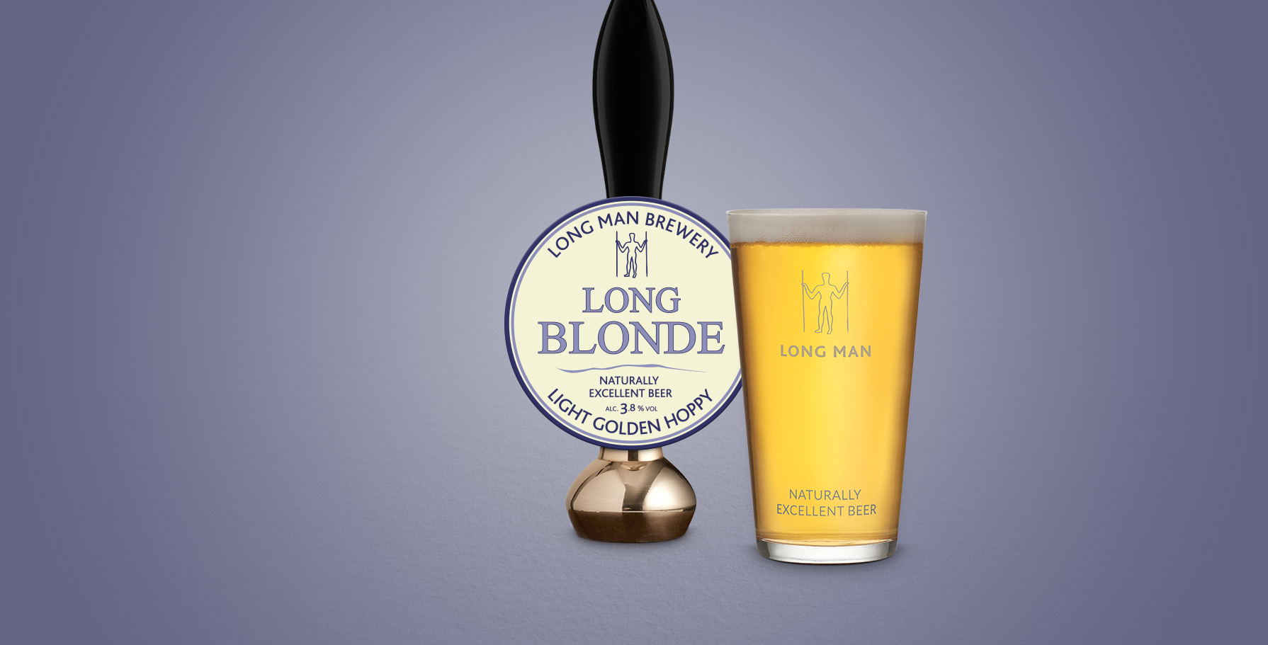 Long Blonde – Long Man Brewery
