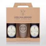 Long Blonde Gift Pack with Pint Glass