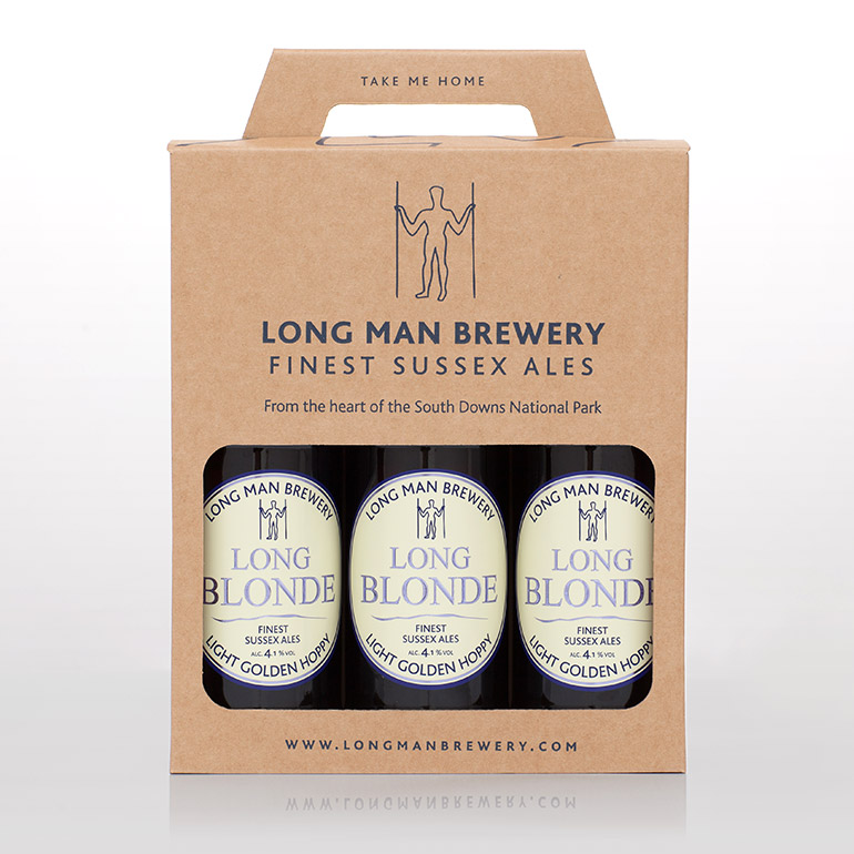 Long Blonde Gift Pack