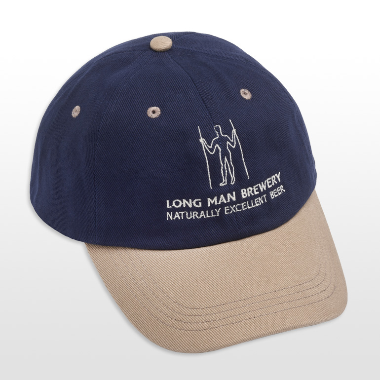 Long Man Baseball Cap
