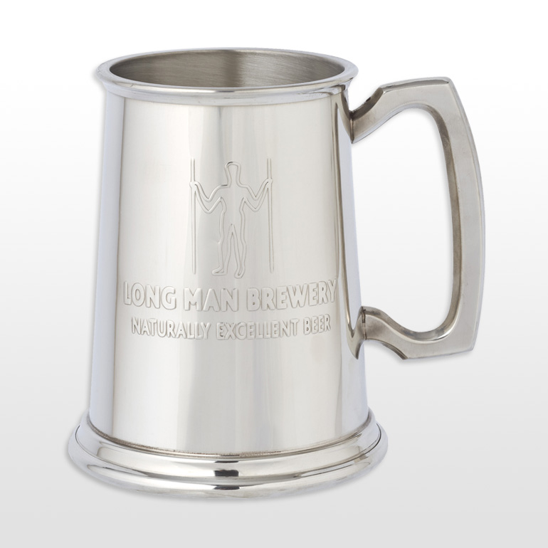 Long Man Tankard