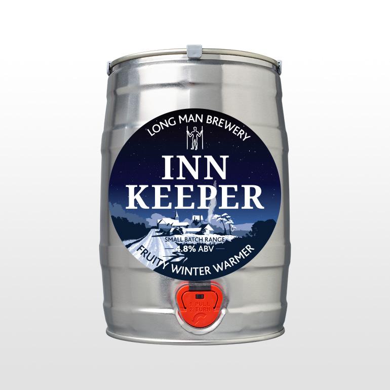 Mini Cask Inn Keeper