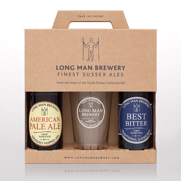 Mixed Gift Pack with Pint Glass