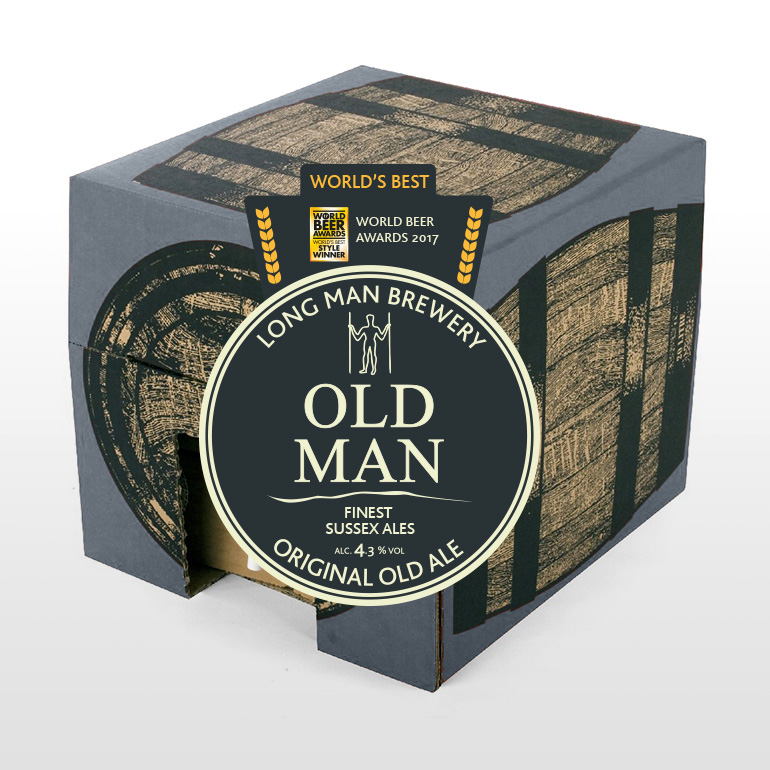 Old Man 36 pint polypin