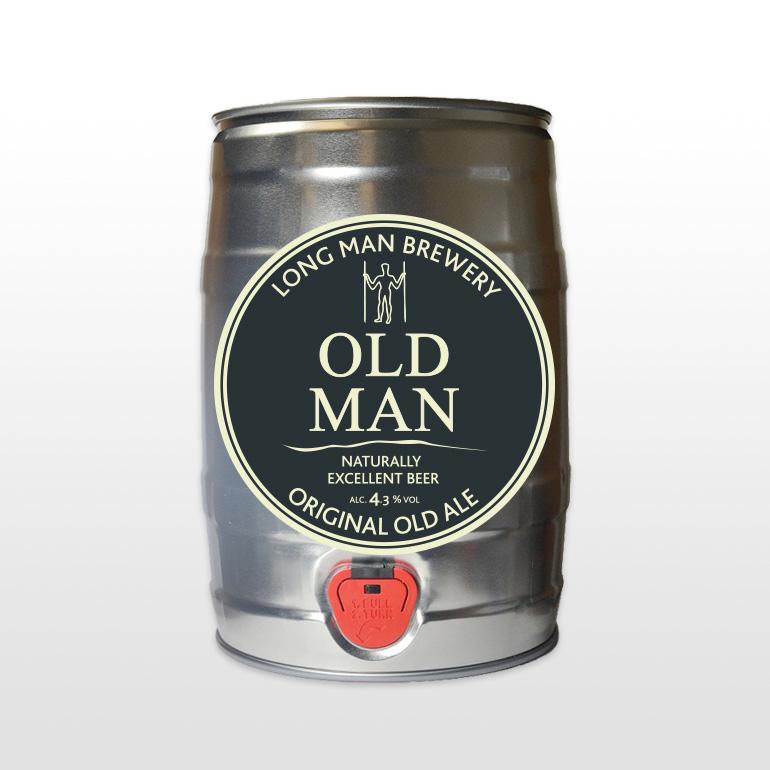 Old Man - 5 Litre Mini Cask
