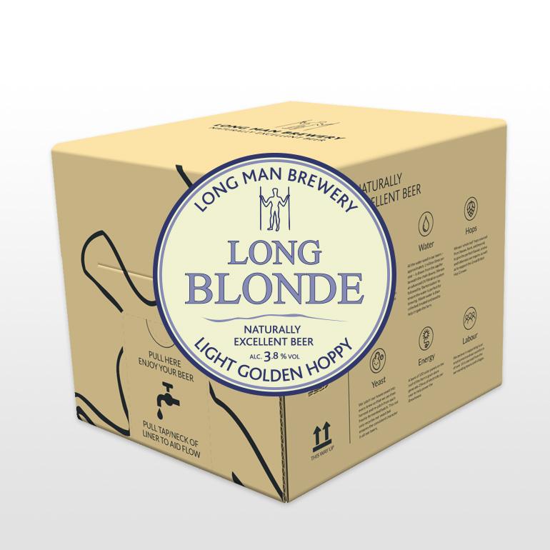 Polypin Long Blonde