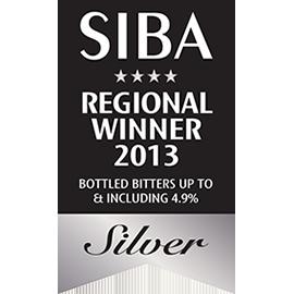 SIBA – Regional Winner - Regional Winner - Bottled Bitters - Bronze - 2014