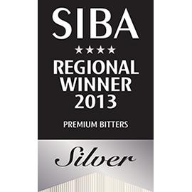 SIBA – Regional Winner - Regional Winner - Bottled Bitters - Silver - 2013