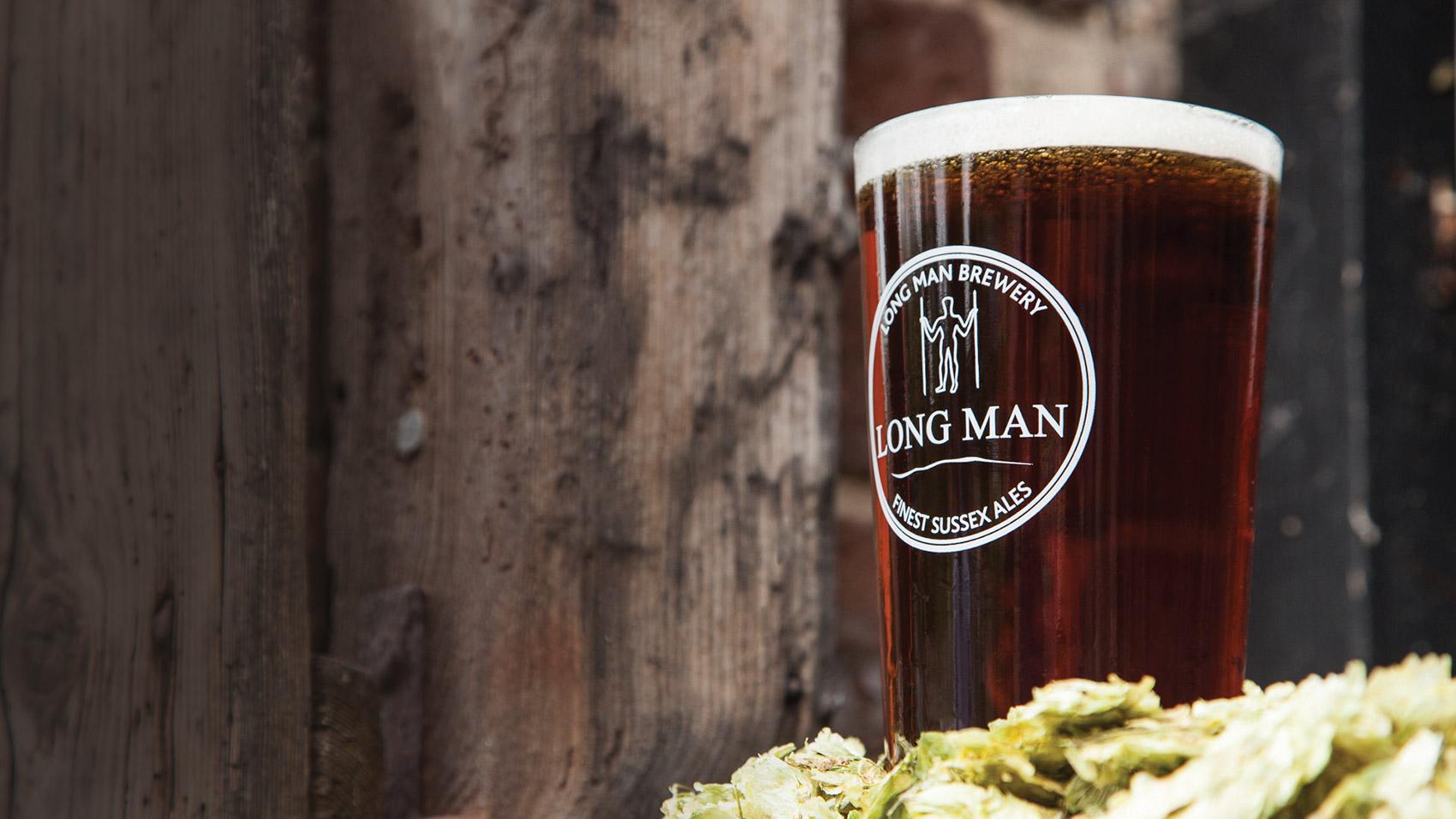 Long Man Brewery - Pint