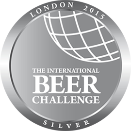 The International Beer Challenge - London Silver 2015