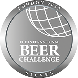 The International Beer Challenge - London Silver 2017