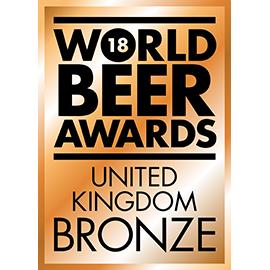 World Beer Awards Bronze 2018