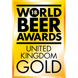 World Beer Awards Gold 2018