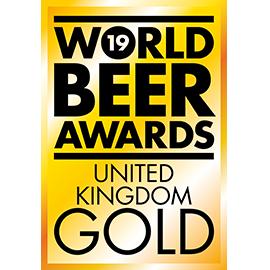 Best Bitter World beer Award Gold 2019