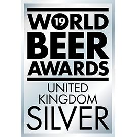 APA World beer Award Silver 2019