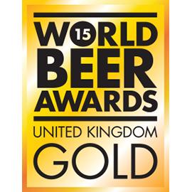 World Beer Awards - United Kingdom Winner - Gold - 2015