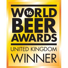 World Beer Awards - United Kingdom Winner - Gold - 2016
