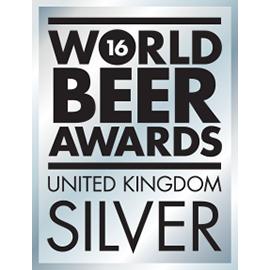 World Beer Awards - United Kingdom Winner - Silver - 2016