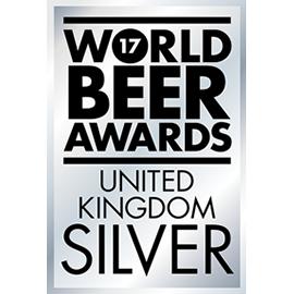 World Beer Awards - United Kingdom Silver - 2017