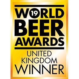 Old Man World beer Award Winner 2019