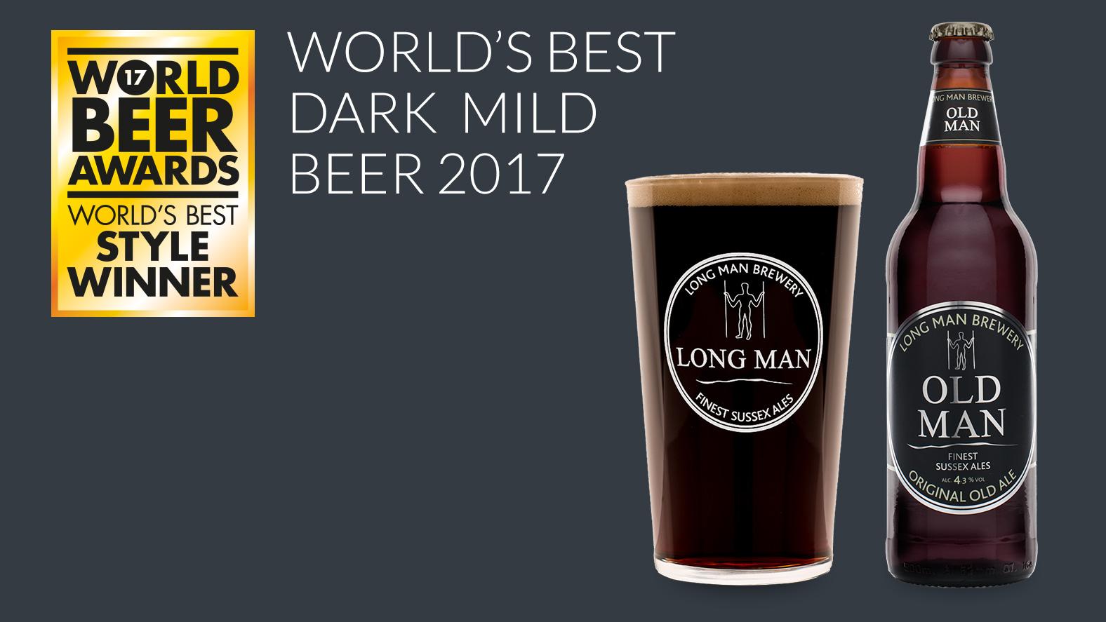 World Beer Awards 2017, Worlds Best, Old Man